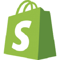 Shopify Content Management System Logo